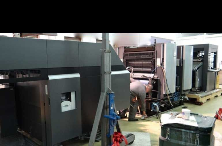 Neomash Used printing Equipment- machines d